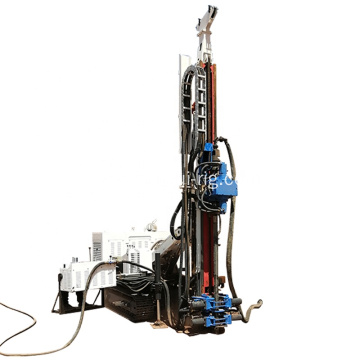 Reverse circulation drilling rig drilling water well machine